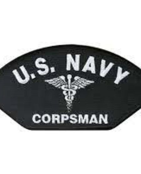 US Navy Corpsman Patch