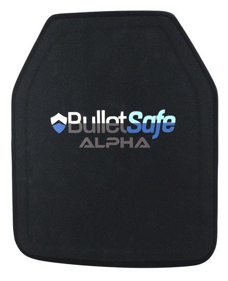 Alpha Ballistic Plate - Level III - Only 3.3 LBs