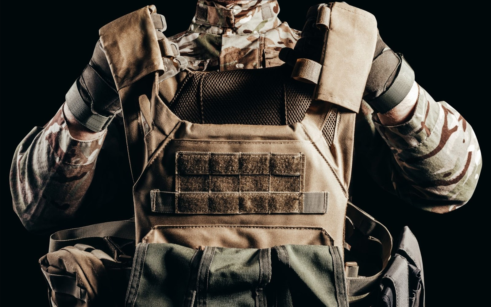 Making Distinctions Between Different Types of Body Armor