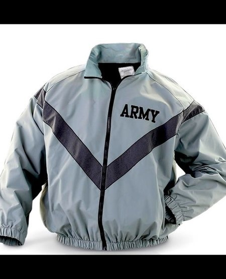 ISSUED US Army APFU Jacket