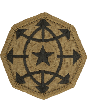 Military Criminal Investiagtion Command Patch