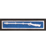 Military Expert Infantry Badge - Patch