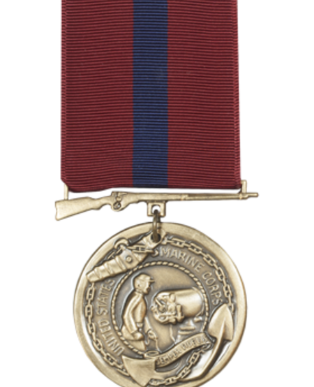Marine Good Conduct Full Size Medal (Pin Back)
