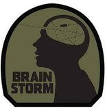 Fox Outdoor Products Brain Storm Morale Patch