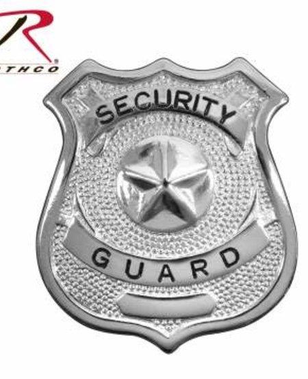 Security Guard Badge