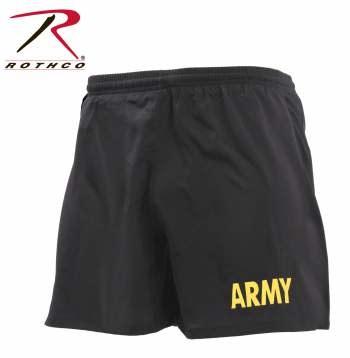 Rothco Army PT Shorts