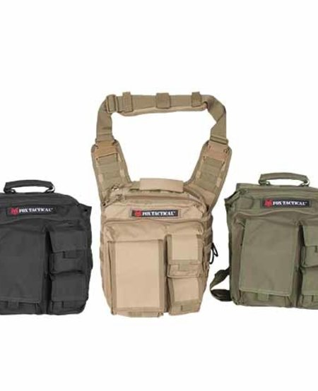 Over the Headrest Tactical Go-To Bag