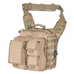 Fox Outdoor Products Over the Headrest Tactical Go-To Bag