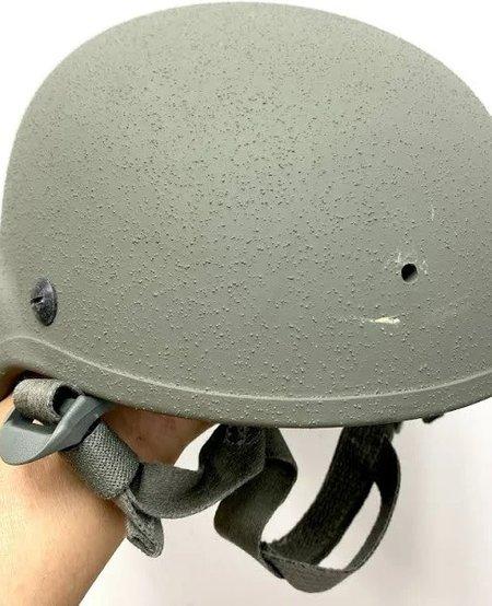 GI Ballistic Combat Helmet size LG - Used