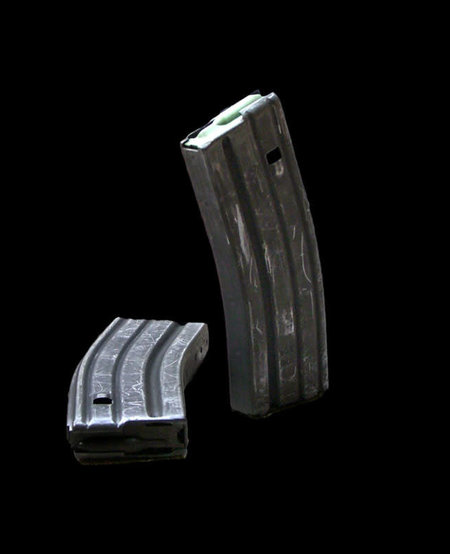 Military Issued AR-15 Magazine