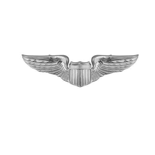 No Shine Insignia Air Force Pilot Insginia - Miniature