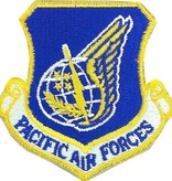 Military Pacific Air Forces Patch