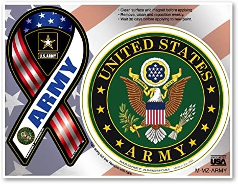 Army Combo Magnet