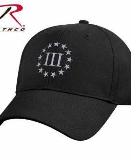 Three Percenter Deluxe Low Profile Cap