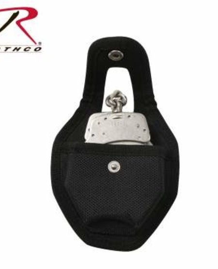 Enhanced Molded Open Style Handcuff Case