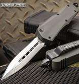 Viper-Tec Grey Double Edge OTF Knife
