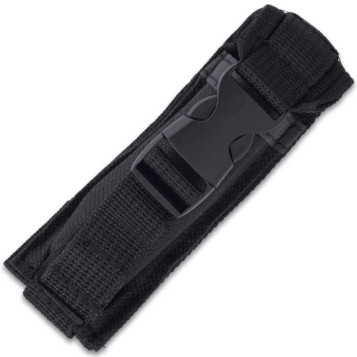 Viper-Tec Black Tanto OTF Knife