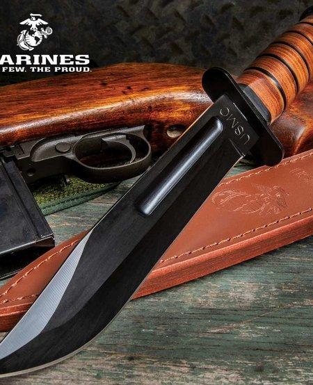 USMC Combat Fighter Knife with Sheath