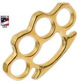 Heavy Brass Knuckles - 1/2 LB of Brass