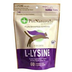 Pet Naturals Cat L - Lysine