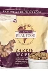 Steve's Real Food Steve's Dog & Cat Food Frozen Chicken Nuggets