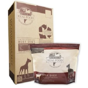 Steve's Real Food Steve's Dog and Cat Food Frozen Beef Nuggets