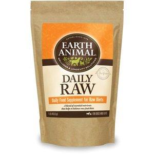 Earth Animal Earth Animal Daily Raw Complete Powder