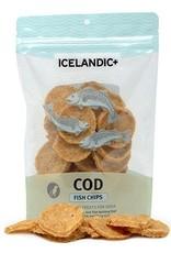 Icelandic Plus Icelandic Plus Fish Treat Cod Fish Chips