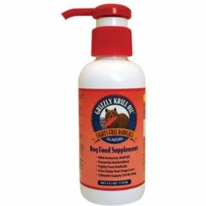 Grizzly Grizzly Krill Oil Antioxidants