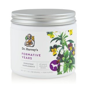 Dr. Harvey's Dr. Harvey's Formative Years- Pediatric Supplement - 7 oz. Jar
