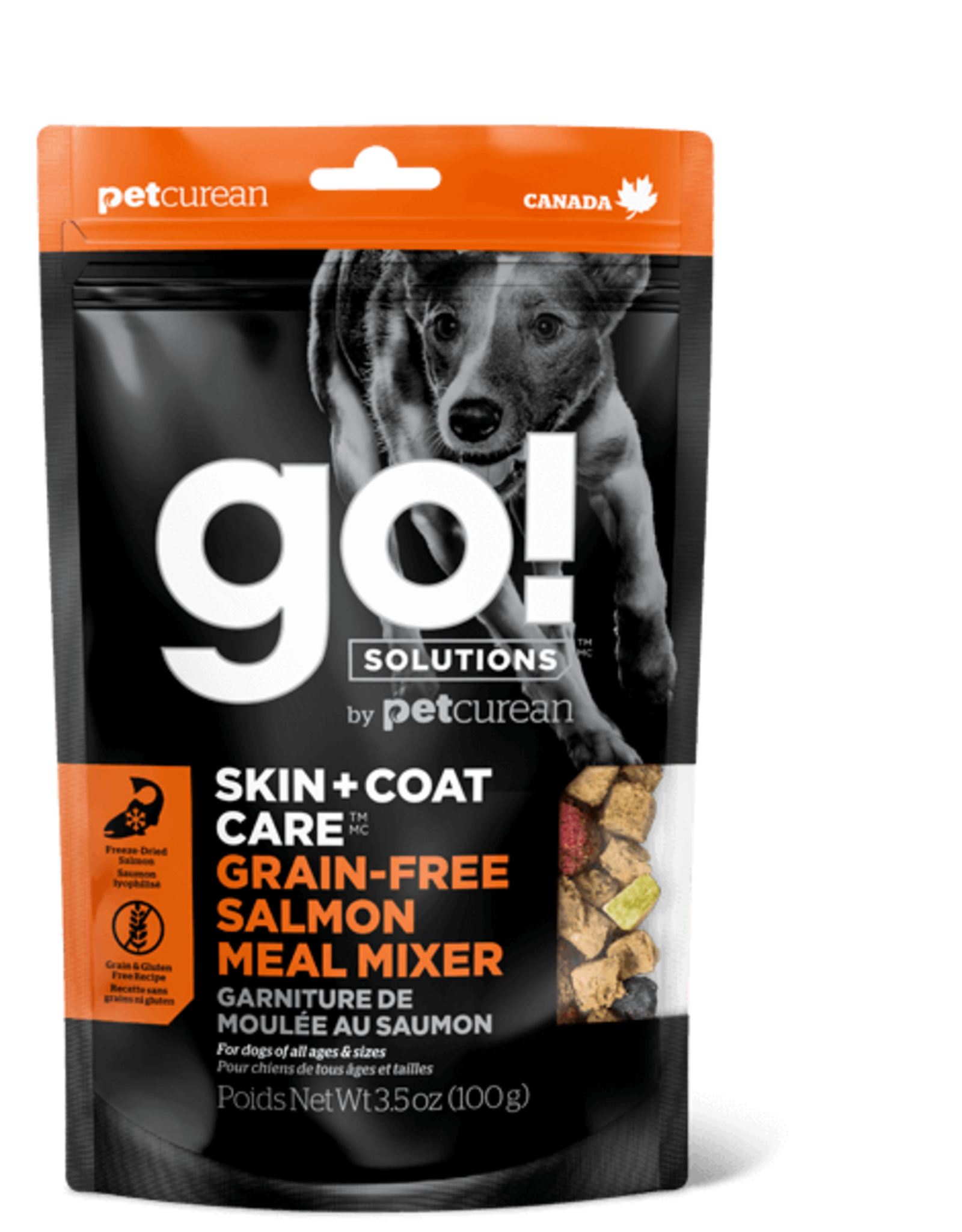 Petcurean Go! Meal Mixer Dog FD Skin & Coat