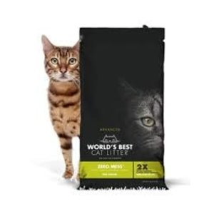 World's Best Cat Litter Advanced Zero Mess Pine Scented