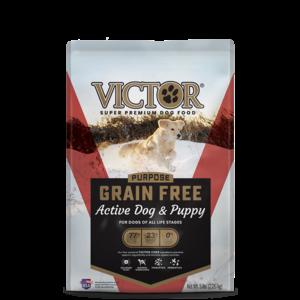 Victor Victor Dog Dry GF Active Dog & Puppy