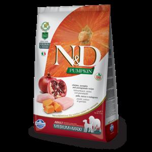 Farmina Pet Food Farmina Dog Dry PUMPKIN GF Chicken & Pomegranate