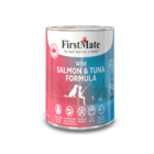 FirstMate FirstMate  Wild Salmon & Wild Tuna 50/50 for Dogs – 12 Cans