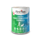 FirstMate FirstMate  Cage Free Turkey and Wild Tuna 50/50 for Dogs – 12 Cans