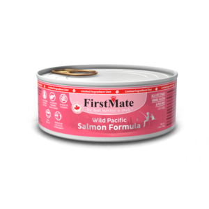 FirstMate FirstMate Salmon Formula for Cats – 24 Cans