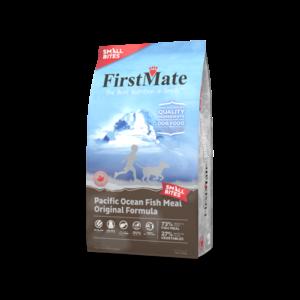 FirstMate FirstMate Pacific Ocean Fish Meal Original Formula Small Bites