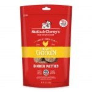 Stella & Chewy's Stella & Chewy Chicken Freeze-Dried Dinner Patties