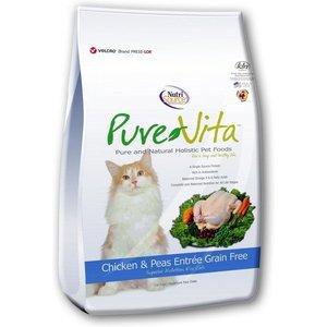 Pure Vita Pure Vita Cat Dry GF Chicken & Peas