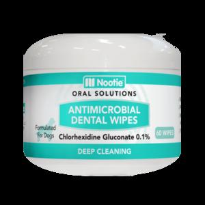 Nootie Nootie Medicated Dental Pads 60 ct