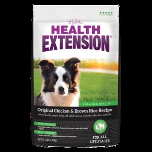 Health Extension Health Extension Original Chicken & Brown Rice Recipe