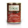 Nature's Logic Nature's Logic Dog Can GF Beef Feast 13.2 oz 12/Case