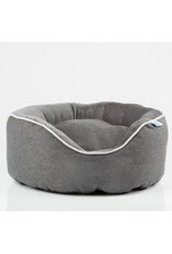 Messy Mutts Messy Mutts Bed Cat Bolster Plus 18X16