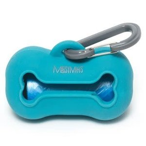 Messy Mutts Messy Mutts Silicone Waste Bag Holder