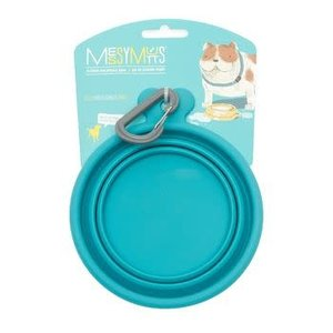 Messy Mutts Messy Mutts Silicone Collapsible Bowl Medium