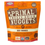 Primal Primal Beef Formula Nuggets Freeze-Dried Dog Food