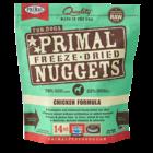 Primal Primal Chicken Formula Nuggets Grain-Freeze-Dried Dog Food