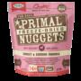 Primal Primal Turkey & Sardine Formula Nuggets Freeze-Dried Dog Food