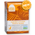 Open Farm Open Farm Cat Wet Rustic Blend GF Chicken 5.5 oz 12/Case